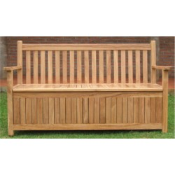 Garden Box Bench