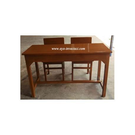 Meja Sekolah Tunggal