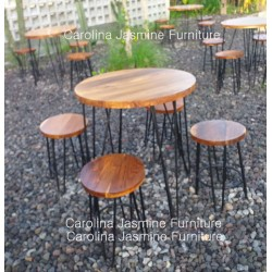 Meja Cafe Industrial