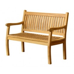 Patio benches empire 120cm bench