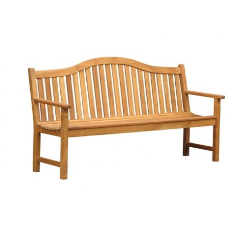 Park bench edwardian 180cm bench