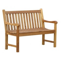 Garden furniture bench Victoria 130cm bench