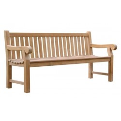Garden bench seat empress 185cm bench