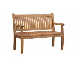 Cambridgeshire teak benches TK B1 150cm