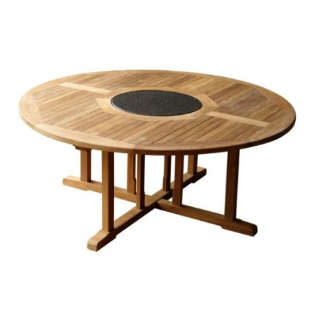 Patio table regency 180cm round