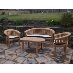 regency bench set